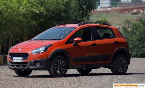 fiat punto india 2015 fiat avventura test drive review fiat fca fiat