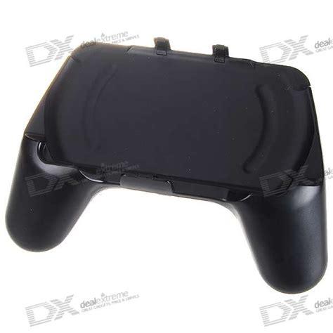 Handgrip Psp gaming grip for psp go black free shipping dealextreme