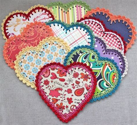 heart garland pattern 17 best images about doily on pinterest free pattern