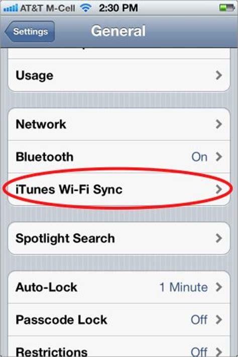 how to sync iphone wifi iphone wireless sync itunes running