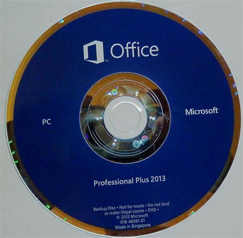 office professional  fpp dvd box