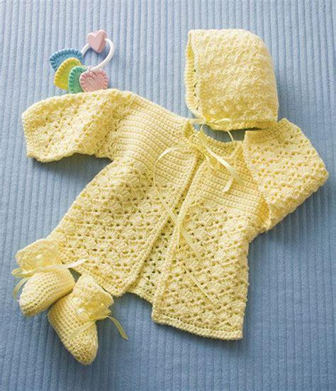 js pattern ignorecase pretty baby set free crochet pattern crochet all sort