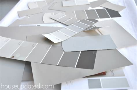 Home Interior Paint Colors by Picking The Perfect Gray Paint House Updated