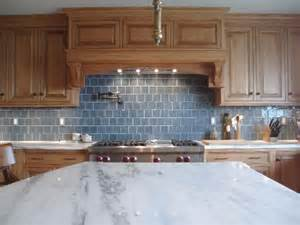 recycled glass backsplashes for kitchens 25 best ideas about blue subway tile on pinterest blue