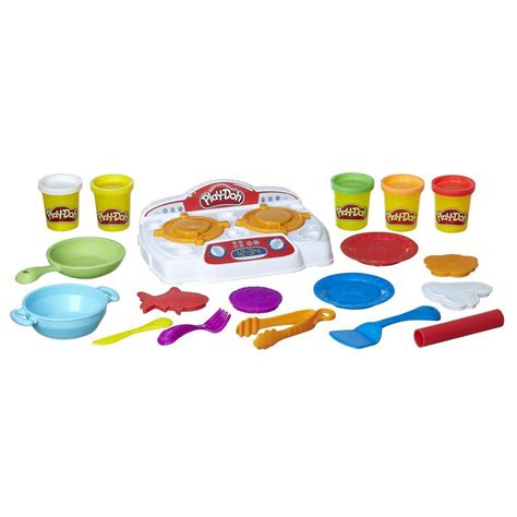 Play Doh Kitchen Set India Play Doh Kitchen Creations Sizzlin Stovetop