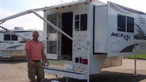 Rv Awning For Sale Craigslist Arctic Fox A990s Truck Camper Rv Review Youtube