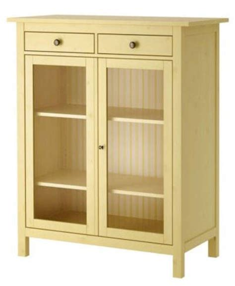 bathroom linen cabinets ikea hemnes yellow linen cabinet from ikea organizedspaces