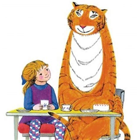 the tiger who came the tiger who came to tea at nottingham playhouse