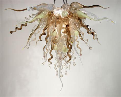 blown chandeliers ed pennebaker italian blown glass chandeliers