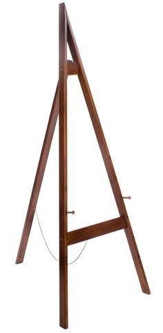 wood easel pattern making a very large diy easel plans of an artists easel an