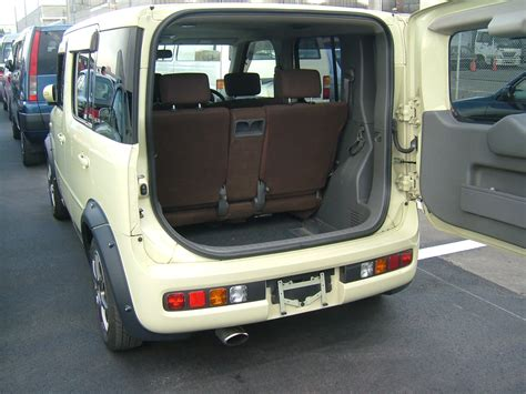 cube cars inside 2003 nissan cube ii pictures information and specs