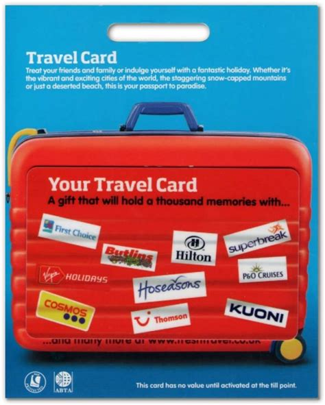 travel card gift cards voucherline - Vacation Gift Cards