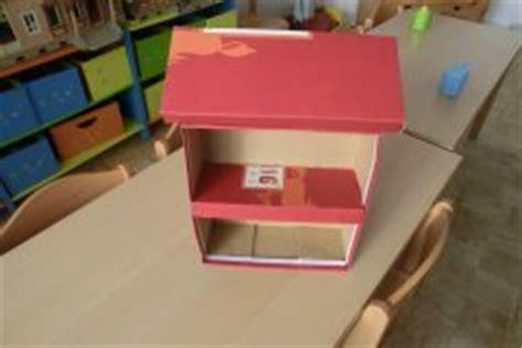 wohnung im schuhkarton basteln haus selber bauen aus karton m 246 bel ideen