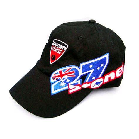 car brand baseball cap australia flag motorcycle race
