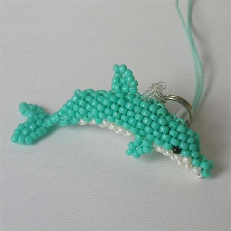 dolphin bead patterns pony bead crafts dolphins and bead crafts on