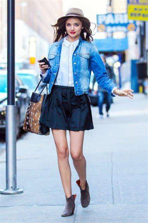cute skater skirt outfit ideas    season