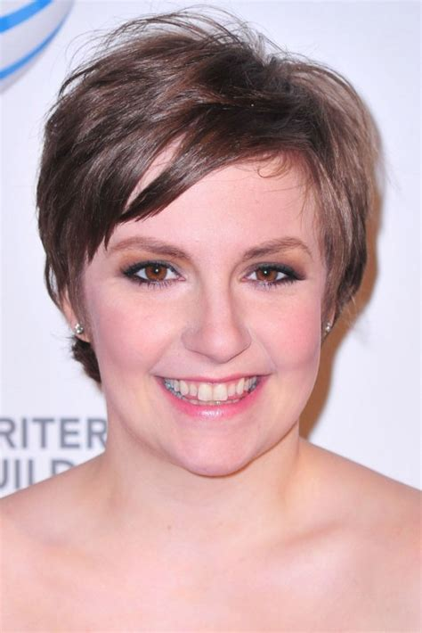 lena dunham short hair lena dunham short hair 100 celebrity short hairstyles for