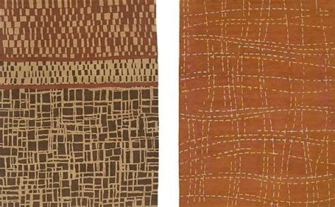 warp and weft rugs warp weft and topstitch rugs textile trends style innovation