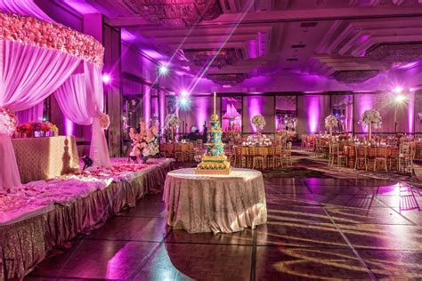 themed events ideas wedding decor stunning fernndecor best indian wedding