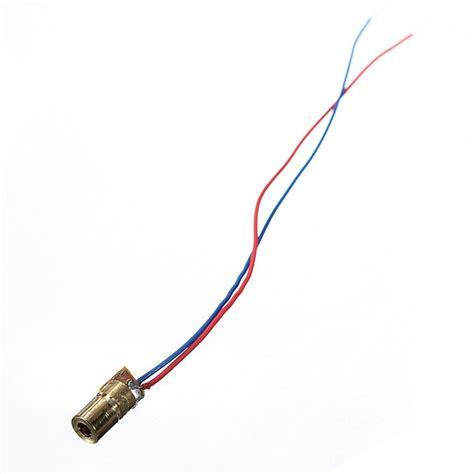 laser diode copper module 70 pcs dc 5v 5mw 650nm 6mm laser dot diode module copper alex nld