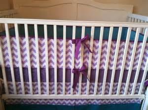 How To Choose Crib by How To Choose The Purple Crib Bedding Gretchengerzina