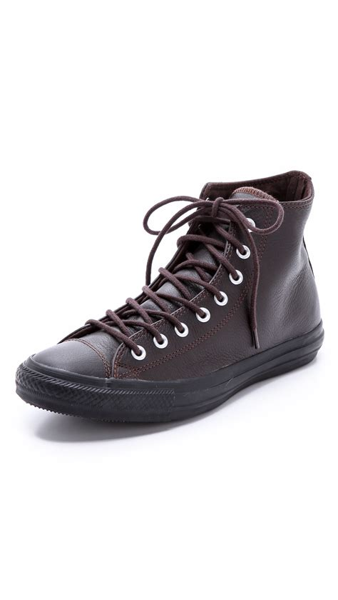 chuck sneakers for converse insulated chuck high top sneakers in