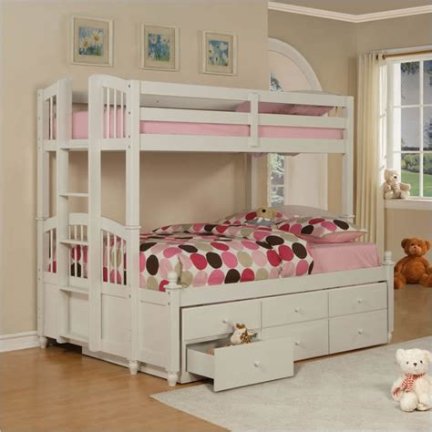 small bunk bed good small bunk beds for toddlers homesfeed