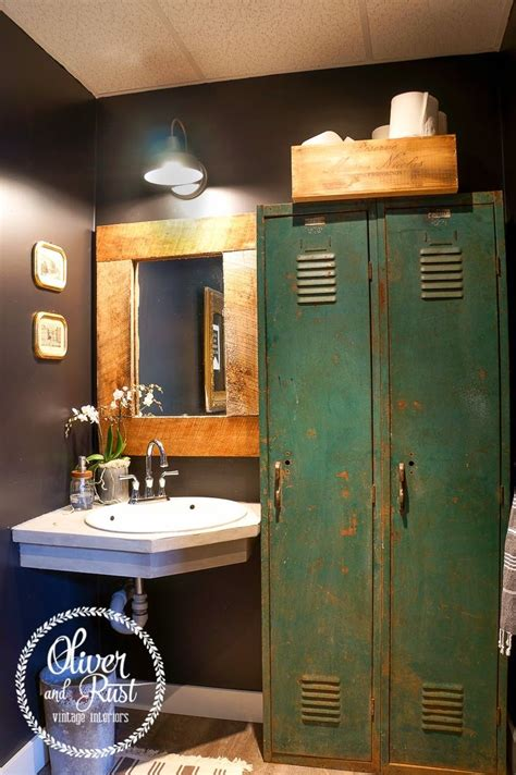 Industrial Bathroom Storage 25 Best Industrial Bathroom Ideas On Bath Room Industrial Bathroom Design And
