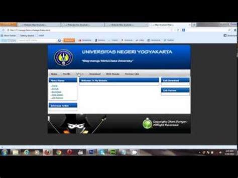 membuat toko online menggunakan dreamweaver cara membuat dreamweaver 8 06 cara membuat