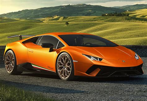 Lamborghini Performante Price 2018 Lamborghini Huracan Performante Specifications
