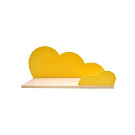 etagere jaune etagere nuage jaune coccoli home