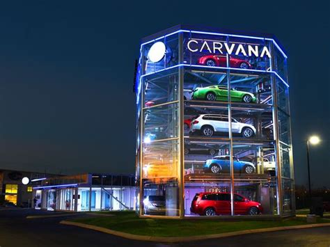 Used car vending machine 1st of its kind in U.S.   Jewish