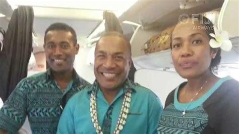 Fiji Airways Cabin Crew by Fiji Airways Cabin Crew Kelera Vuatalevu Talks About