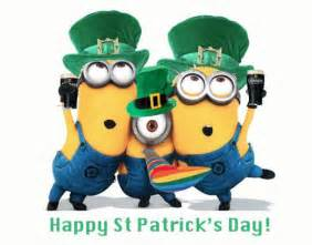 happy st patricks day minions pictures photos and images for and
