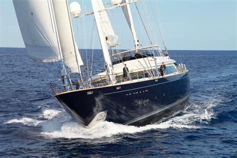 luxe zeiljacht luxury sailing yacht silencio yacht charter news and