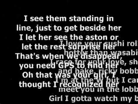 bed rock lyrics lil wayne bedrock with lyrics youtube