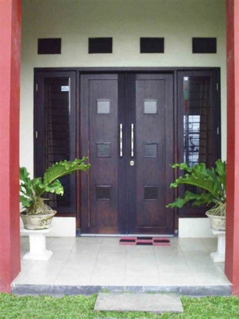 desain jendela minimalist harga model kusen pintu minimalis terbaru kayu