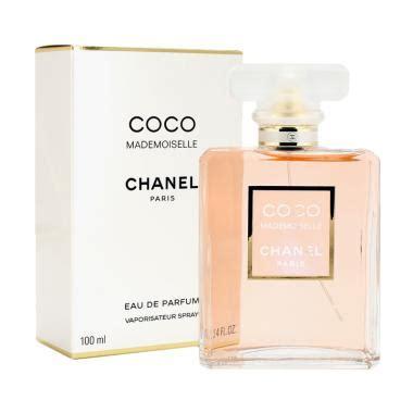 Harga Parfum Chanel Di Indonesia jual chanel coco mademoiselle mirror parfum wanita