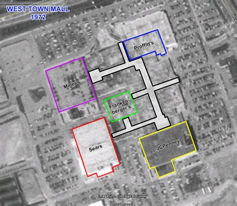 layout of west town mall knoxville sky city retail history west town mall knoxville tn