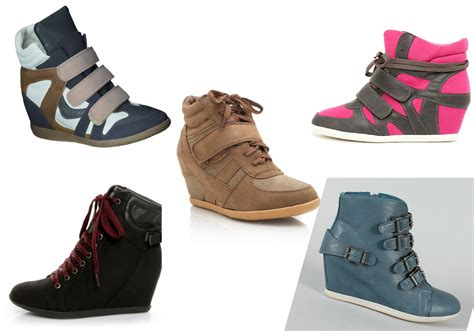cheapalicious nifty 50 wedge sneakers