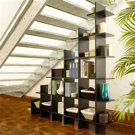 staircase shelf smart stairs squeezing space out of your staircase