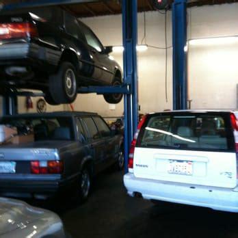 independent volvo service    reviews auto repair  autocenter dr walnut