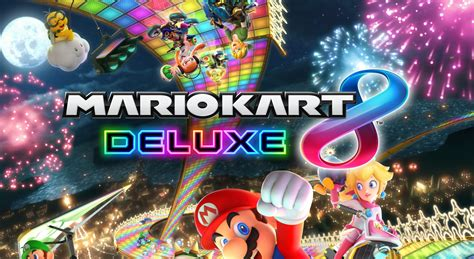 mario kart 8 deluxe mario kart 8 deluxe releases april 28 runs at 1080p docked features new modes tracks characters
