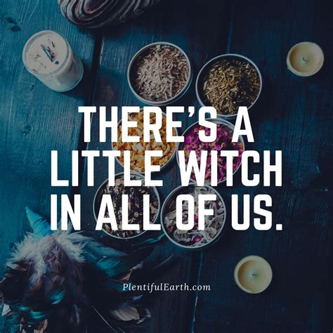 witch quotes there s a witch in all of us quote 187 plentiful earth