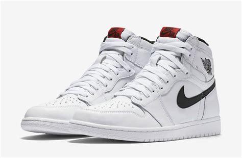 Nike Airjordan 1 Retro One Og Black Premium 1 air 1 og yin yang pack sneaker bar detroit