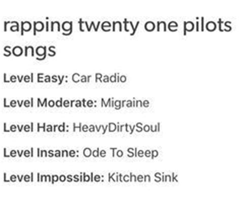 Twenty One Pilots Kitchen Sink Meaning by 3884 Best Images About Twenty 216 Ne Pil 248 Ts On