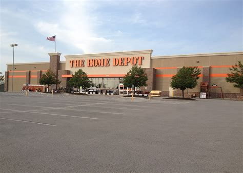 the home depot in kansas city mo 64154
