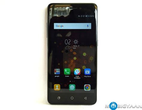 Coolpad Note 5 Lite Review | coolpad note 5 lite hands on images