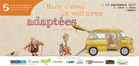Banc D Essai Voiture by Banc D Essai De Voitures Adapt 233 Es