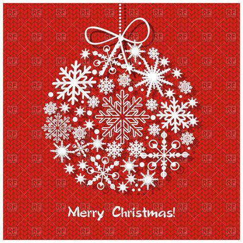 christmas pattern svg holiday greeting card stylized christmas ball made of
